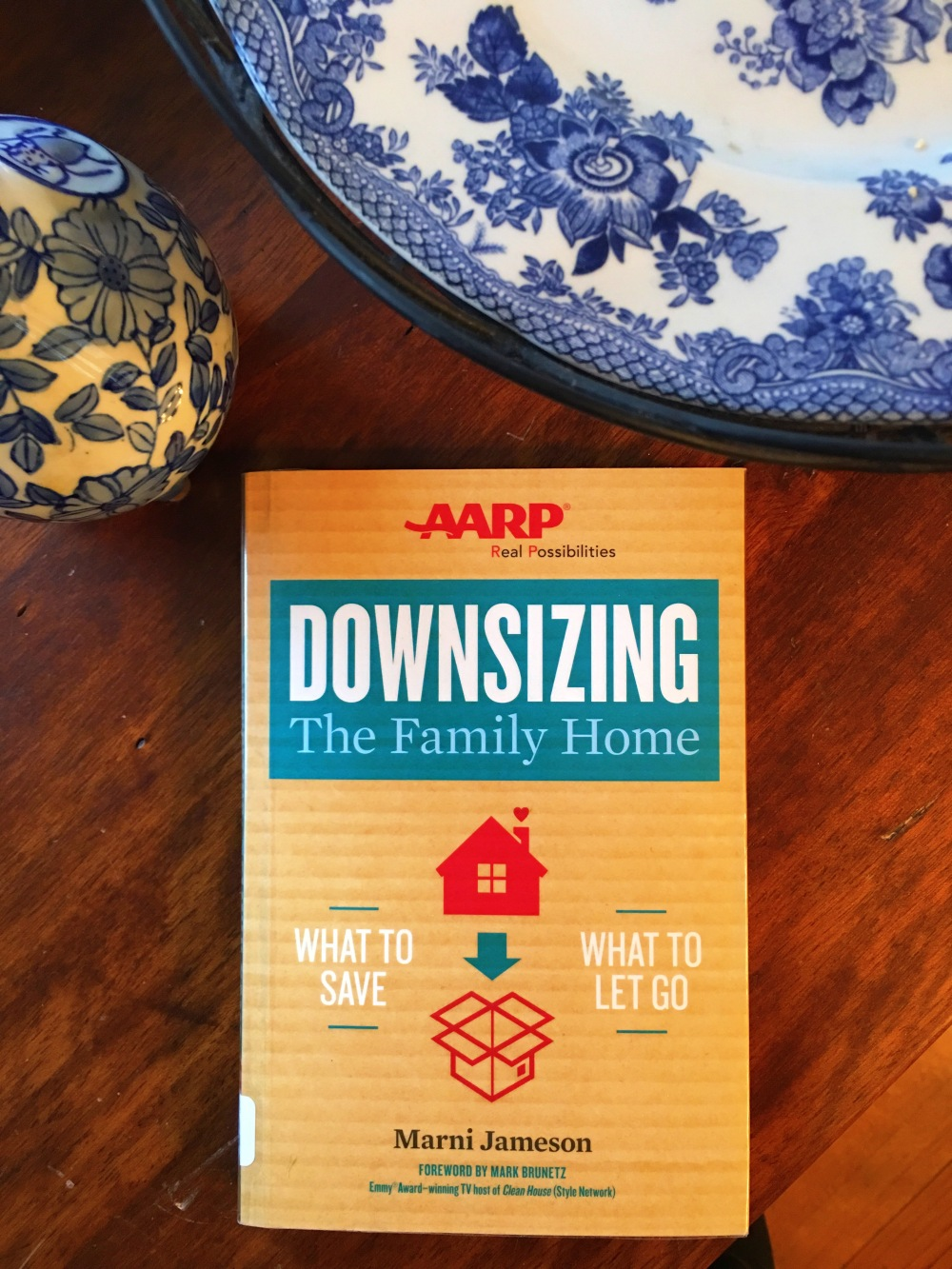 Downsizing the Home_cover
