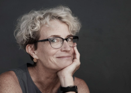 Ashton Applewhite, anti ageism blogger and author, says it's no longer cool to make fun of growing old (Photo by Adrian Buckmaster)
